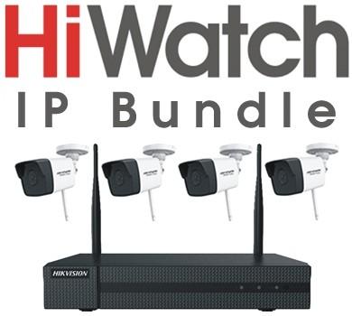 HiWatch HWK-N4142B-MH/W